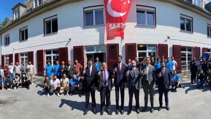 Saadet Avrupa Gençlik Teşkilatı'ndan Yaz Kampı