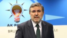 AK Parti Brüksel Temsilcisi Ruhi Acikgoz'den Yeni yil mesaji..