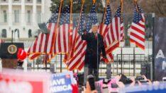 ABD Başkanı Trump: Asla yenilgiyi kabullenmeyeceğim, pes etmeyeceğim