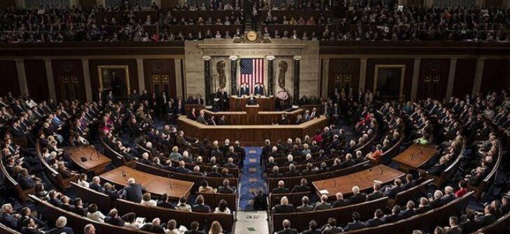ABD Senatosu'nda 1,9 trilyon dolarlık ekonomik destek paketi kabul edildi