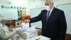 Bulgaristan'da seçimin galibi Başbakan Borisov'un partisi kazandı