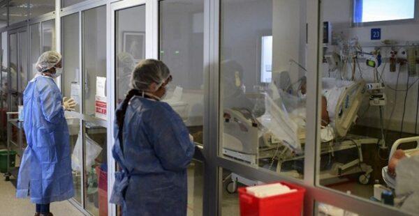 Almanya'da yoğun bakım servisleri alarm veriyor