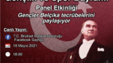 19 Mayıs Atatürk'ü Anma Gençlik ve Spor Bayramı münasebetiyle Bayram Mesaji Yayinladi