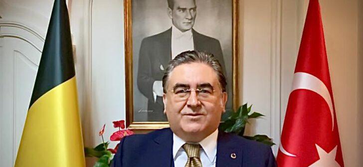 TC Brüksel Büyükelçisi Dr. Hasan Ulusoy'un Ramazan Bayramı Mesajı…
