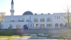 Belçika'da Winterslag Fatih Camii'ne Görkemli Açılış