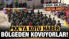 Irak'ta PKK Bölgeden kovuluyorlar
