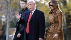 Donald Trump ve eşi Melania koronavirüs testi pozitif çıktı!