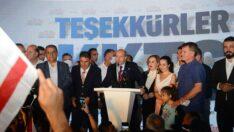 KKTC'de cumhurbaşkanlığı seçimini Ersin Tatar kazandı
