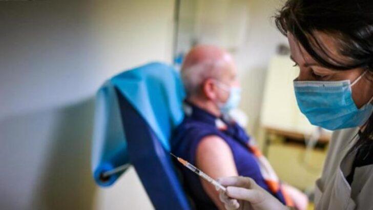 Belçika'da bir kişi koronavirüs aşısı olduktan 5 gün sonra öldü