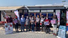 Rotary Kulübü'nden ESOGÜ'ne 2 adet solunum cihazı, 110 ünite kan bağışı, maske dağıtımı yardımı