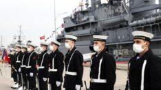 SNMCMG-2'nin komutası Türkiye'ye geçti