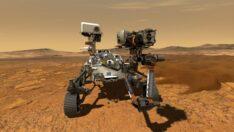 Mars'a tarihi iniş gerceklestirildi..