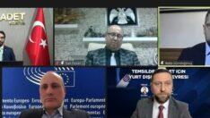 Saadet Avrupa  Yurt Dışı Seçim Çevresi' isimli program Düzenlendi