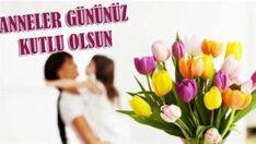 Bugün Anneler Günü Anneler Gününüz kutlu olsun…